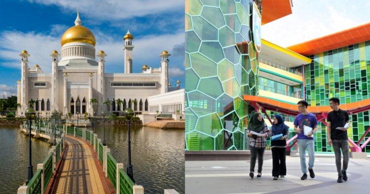 Tawaran Biasiswa Penuh Di Universiti Brunei Darussalam, Permohonan Dibuka Sekarang