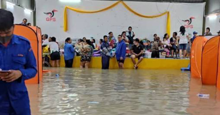 33 Pusat Pemindahan Sementara Dibuka Di Sarawak Untuk Membantu 1,826 Mangsa Banjir