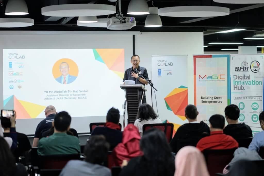 Saksikan Sesi Pitch 5 Startup Sarawak Pada Hari Demo TEGAS Startup Lab Batch #3