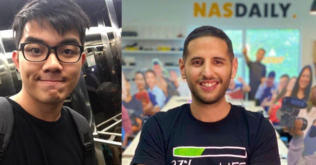 Anak Kelahiran Sabah, Adam Shamil Terima Tawaran Daripada Nas Daily