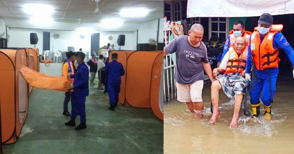 RM200 Juta Diperuntukan Bagi Meringankan Beban Mangsa Terjejas Akibat Banjir