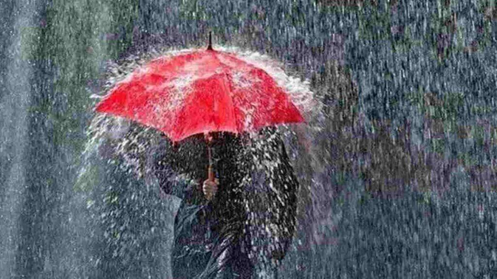 Sarawak Antara Negeri Yang Dikeluarkan Amaran Hujan Lebat Oleh MetMalaysia
