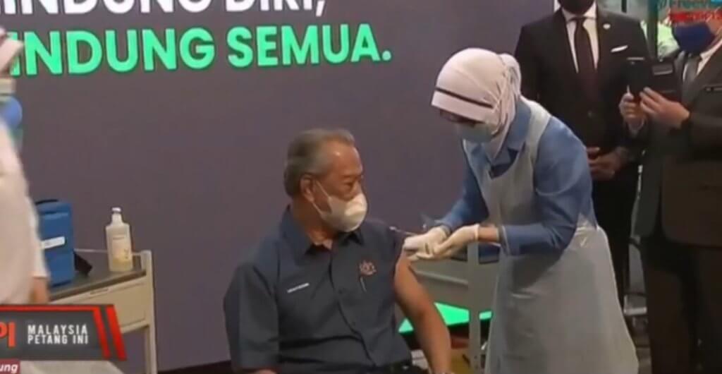 Sejarah Tercipta, PM Jadi Individu Pertama Terima Vaksin Pfizer-BioNTech