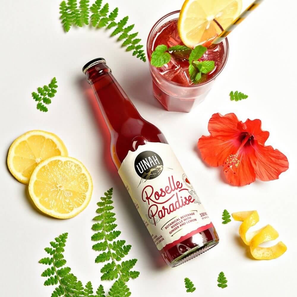 Hasilkan Ginger Beer Tanpa Alkohol, Dua Sekawan Dari Sabah Ini Manfaatkan Halia Tambunan Jadi Jenama Minuman