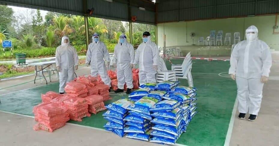 Lebih 1,000 Orang Di Sibu Yang Hilang Pekerjaan Akibat COVID-19 Amat Memerlukan Bantuan Makanan
