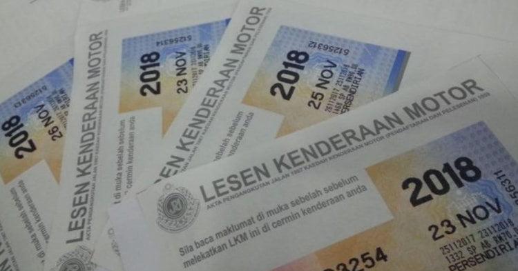 Semua Perkhidmatan Pembaharuan Cukai Jalan Di Pejabat Pos Ditangguhkan Hingga 31 Mac