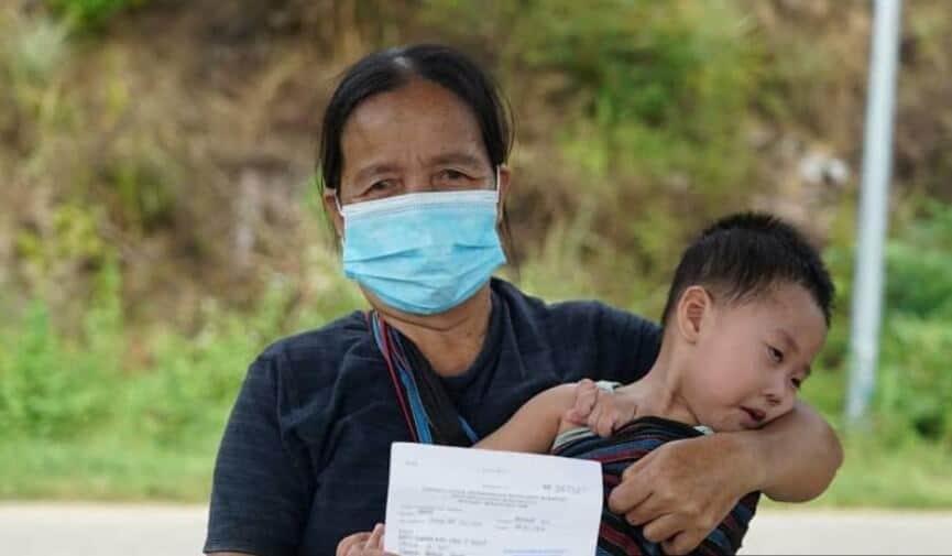 Hanya Kerana Keluar Beli Barang Keperluan, 8 Penduduk Miskin di Tenom Disaman Polis