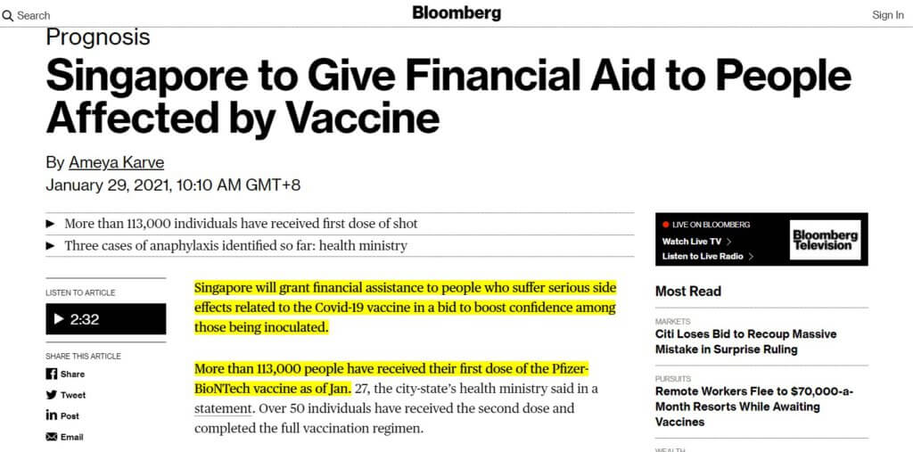 PM Cadang Individu Tolak Vaksin Bakal Dihadkan Pergerakan, Wajar Atau Tidak Wajar?