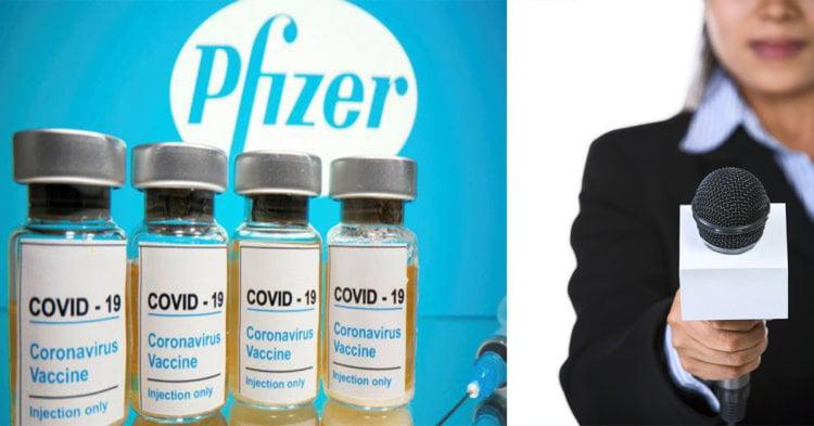 Vaksin Fasa Pertama Imunisasi COVID-19 Akan Diberi Kepada Wartawan Sarawak
