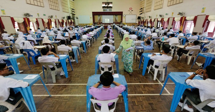 Tak Semua Pelajar Dapat Menduduki SPM Tahun Ini, Sementara Itu 2 Kluster Baharu Muncul Di Sarawak