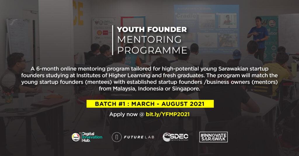 Ingin Menjadi Pengasas Muda? Sertai Program Terbaru TEGAS Youth Founder Mentoring Sekarang