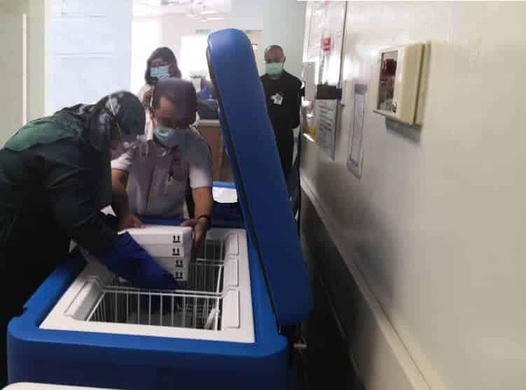 Dari Belgium Ke Belaga, Vaksin Pfizer-BioNtech Lulus Ujian Untuk Edaran Ke Pedalaman Sarawak