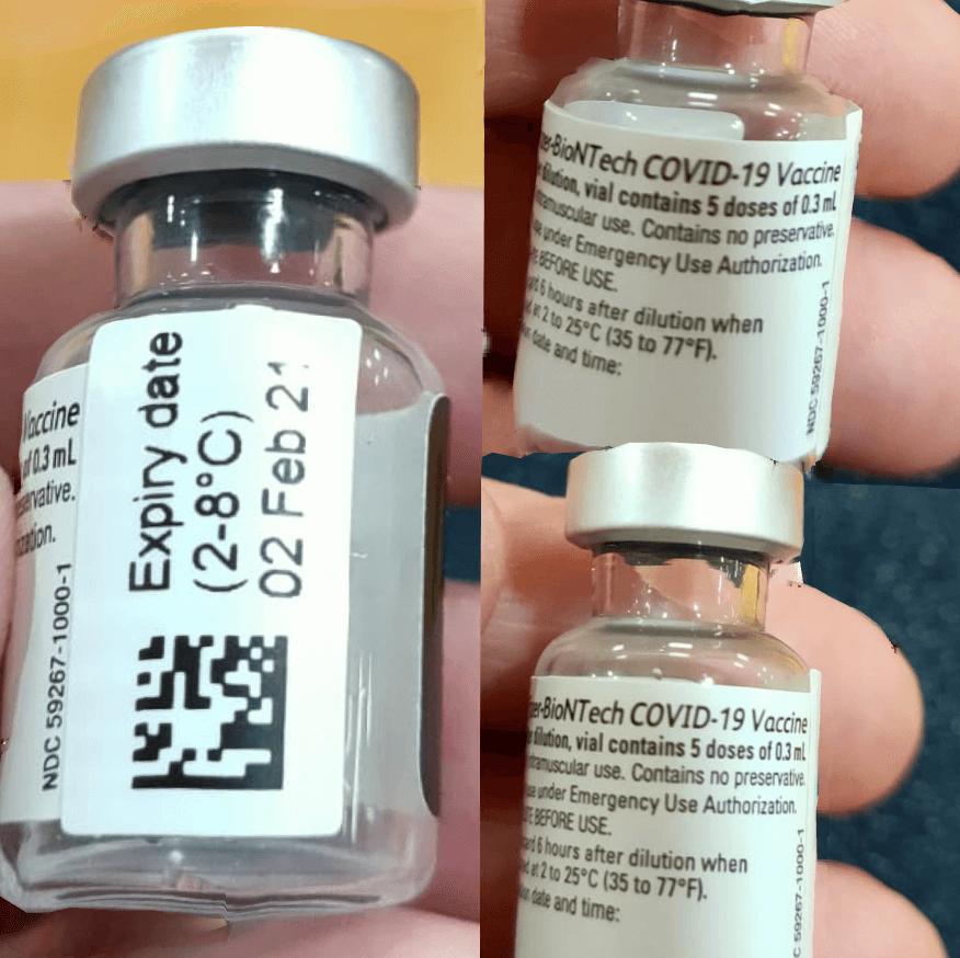 Jururawat Asal Sarawak Ini Dedah Tindak Balas Selepas Disuntik Vaksin COVID-19 Di Singapura
