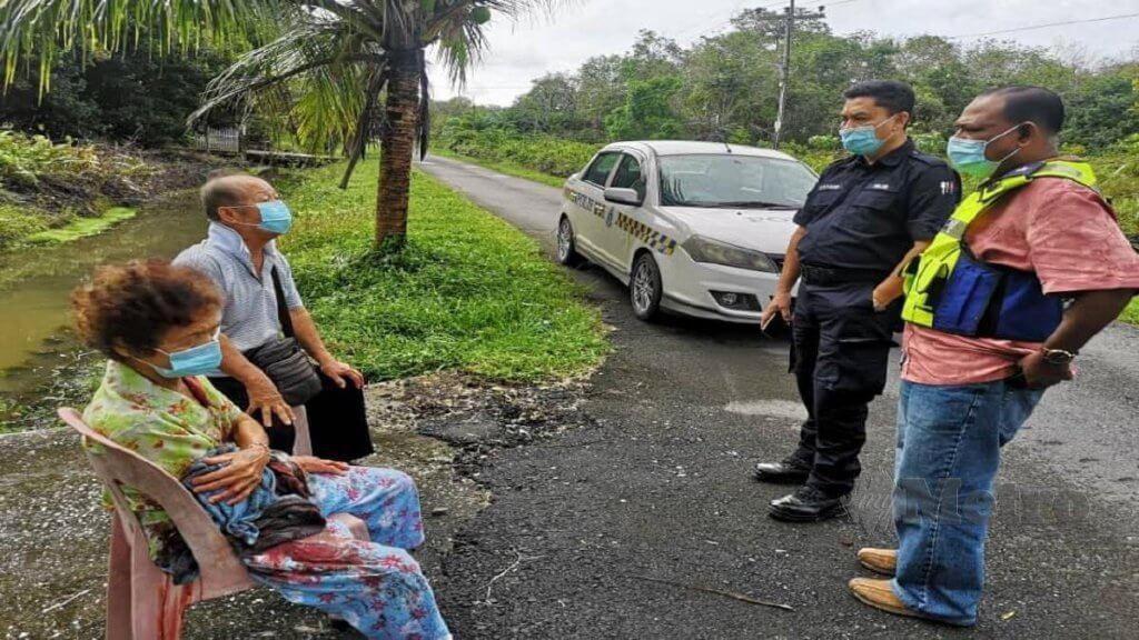 Akibat Marah Ditanya, Remaja Berusia 15 Tahun Bertindak Menetak Warga Emas Di Sibu