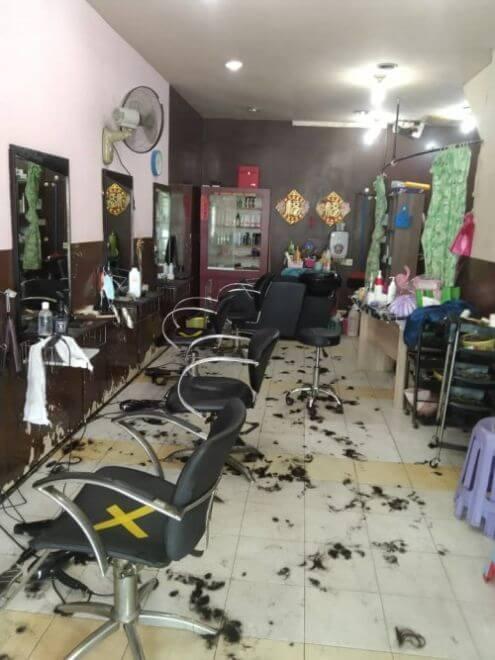 Buka Premis Salon Ketika PKP Di Sibu, Pemilik Dikenakan Kompaun RM1,000