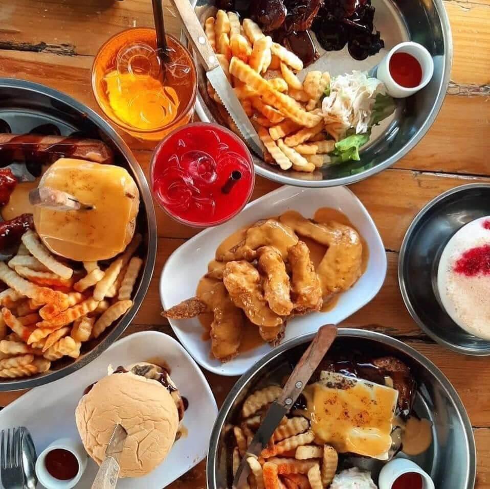 Ini 6 Cafe Western Yang Menarik Anda Perlu Kunjung Di Samarahan
