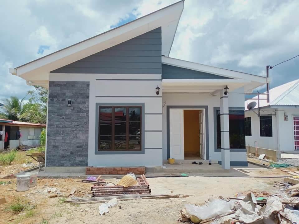Hanya Dengan Bajet RM 145K, Lihat Rekaan Rumah Minimalis 3 Bilik Ini