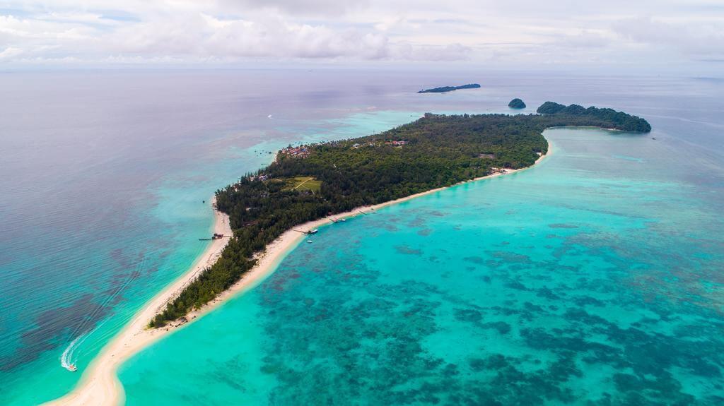 Sabah Luluskan 'Travel Bubble', Boleh Melancong Dari Resort Ke Pulau Mantanani