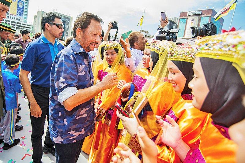 Brunei Terima Sumbangan Vaksin Sinopharm Dari China Sebagai Tanda Persahabatan