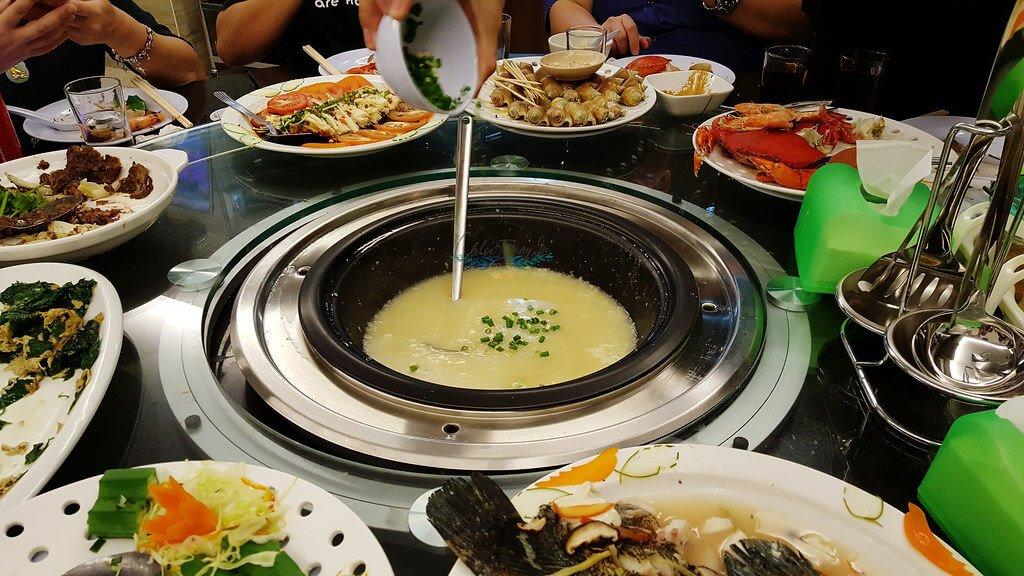 Sabah Kini Membenarkan Hidangan Bufet Di Semua Hotel Dan Rumah Penginapan