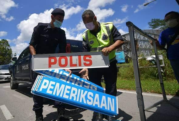 PKPD Bintawa Ulu Dan Tengah Kuching Serta PKP Nabawan Sabah Diisytihar Tamat