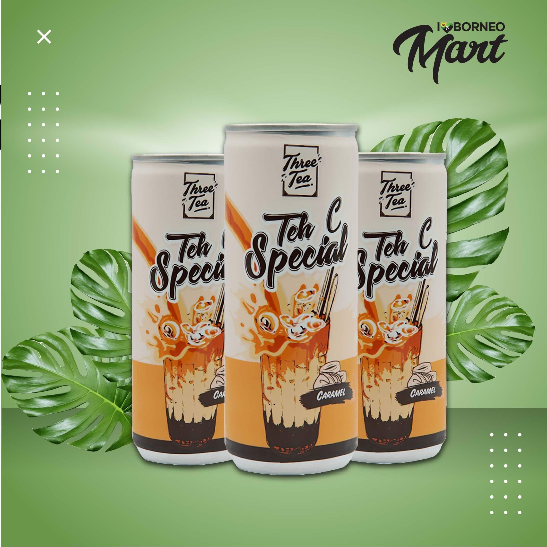 Teh C Special Sarawak