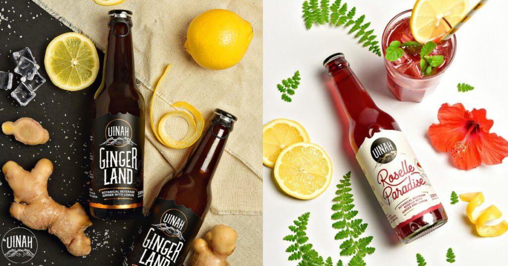 Ginger Beer Tanpa Alkohol Dari Sabah, Uinah Kini Rasmi Diiktiraf Halal