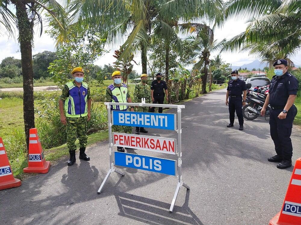 PKPD Di Kampung Sungai Maong Dan Sebahagian Flat Sibu Jaya Akan Dilanjutkan