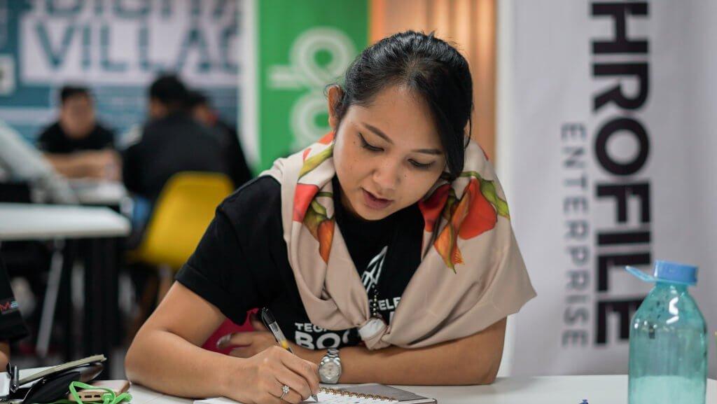 25 Sekolah Menengah Sarawak Terpilih Sertai Bootcamp Keusahawanan TEGAS EntreCamp