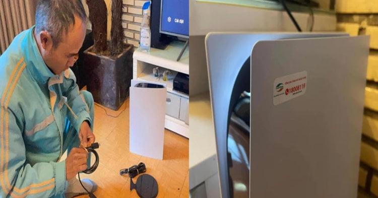 Takut Kantoi Dengan Isteri, Lelaki Ini Upah Juruteknik Untuk Pasang 'Plash Speed' Yang Sebenarnya PS5