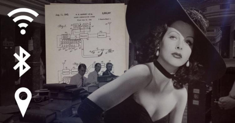 Pelakon Wanita Hollywood Ini Sebenarnya Adalah Pencipta Teknologi Di Sebalik WiFi, Bluetooth dan GPS