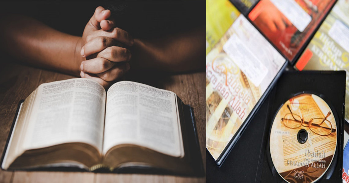 Wujud Dalam Kitab Pelbagai Kepercayaan Sejak Ratusan Tahun, Penggunaan Kalimah 'Allah' Tidak Jadi Isu Di Sarawak