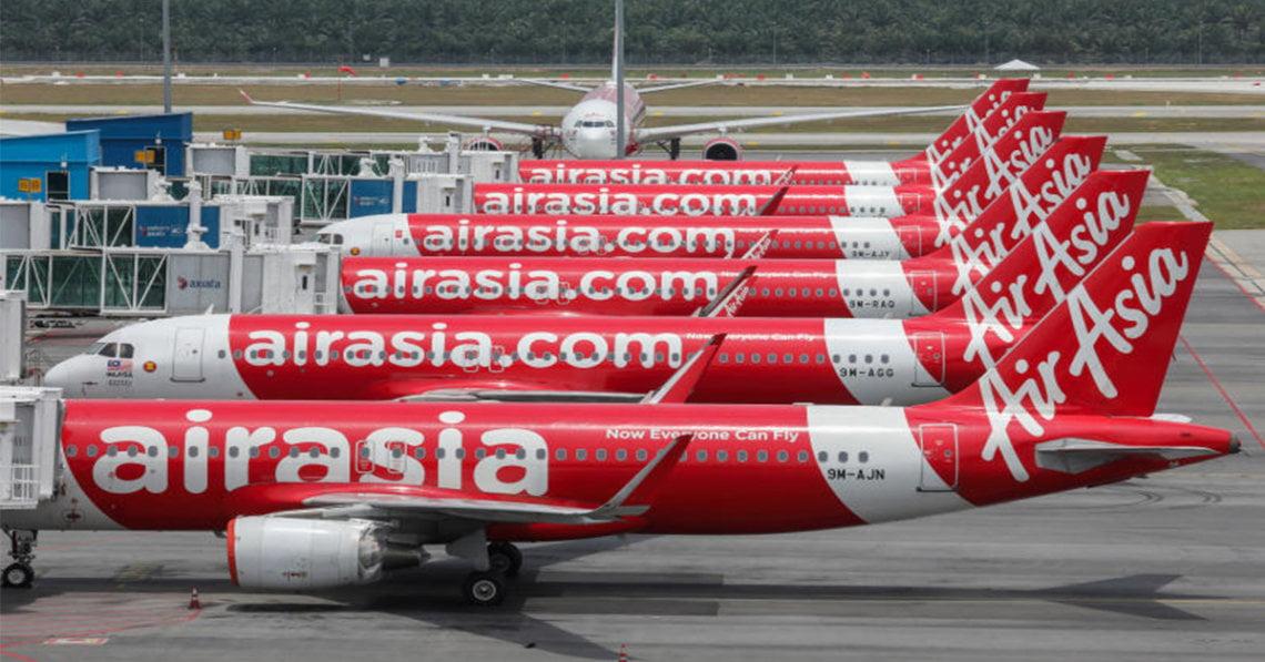 AirAsia Diluluskan Untuk Mengendali Penerbangan Kota Kinabalu - Miri Dan Miri - Kota Kinabalu