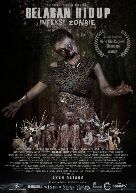 Cipta Sejarah Membanggakan, Filem Dayak Ini Diiktiraf Di Peringkat Antarabangsa