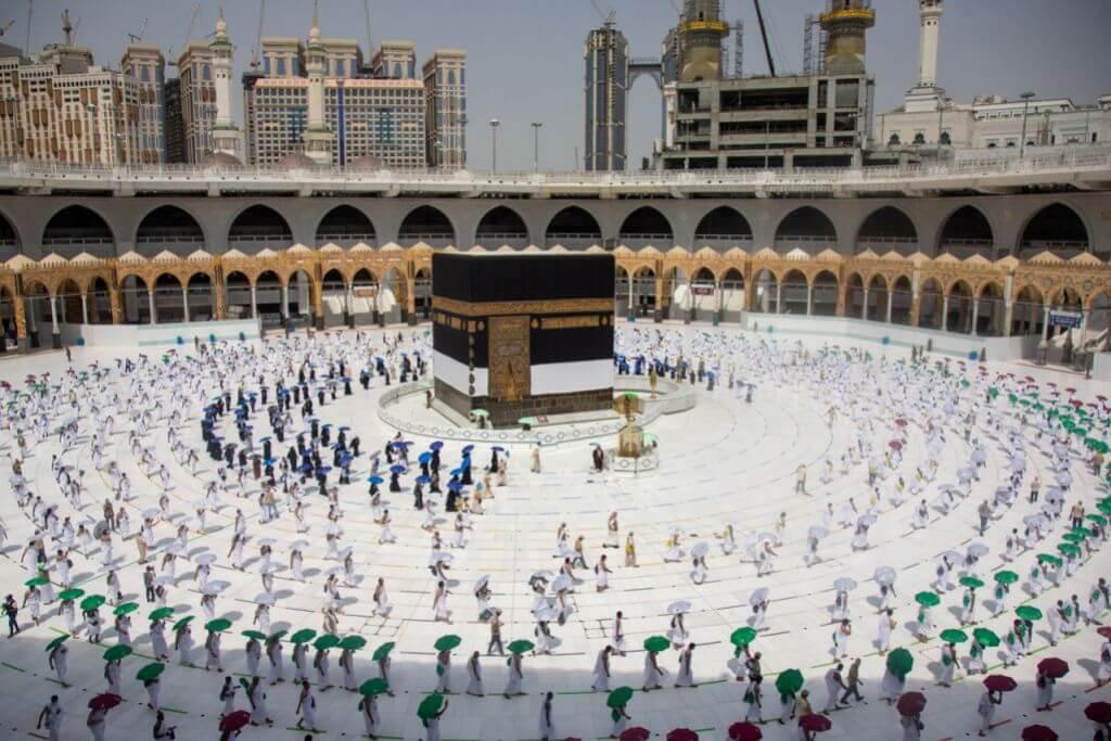Arab Saudi Wajibkan Jemaah Haji Tahun Ini Ambil Vaksin COVID-19