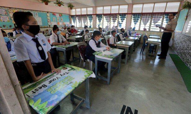 Seorang Guru Di SJK Methodist Sibu Positif COVID-19, 1 Sekolah Diarahkan Tutup