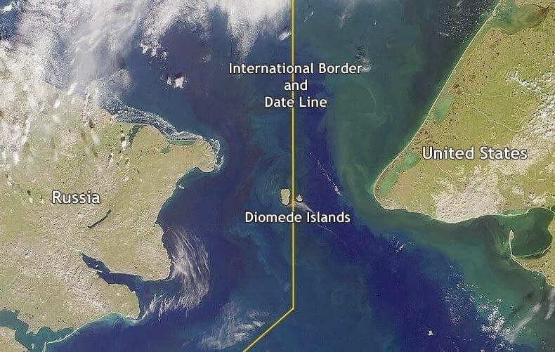 Pelik Tapi Benar, Ini Sebab Mengapa 2 Pulau Dengan Jarak Hanya 4.8 KM Ini Berbeza Masa Sampai 21 Jam