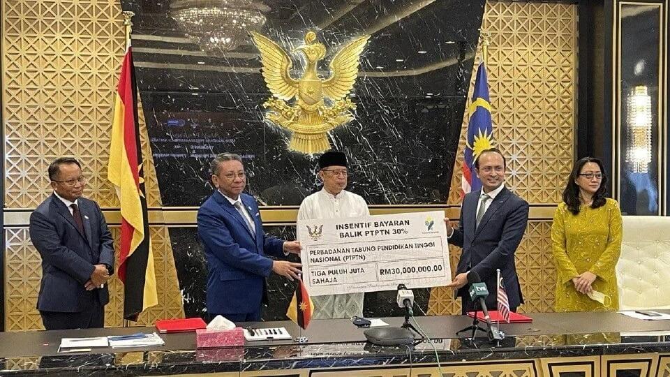 Semak Syarat Kelayakan Anda Untuk Insentif Bayaran Balik PTPTN Anak Sarawak Mulai 9 Mac