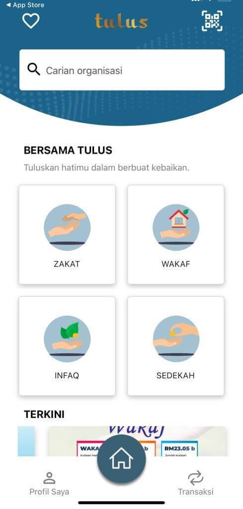 Ditetapkan Pada Kadar RM 7, Ini Panduan Bayar Zakat Fitrah Sarawak Secara Online