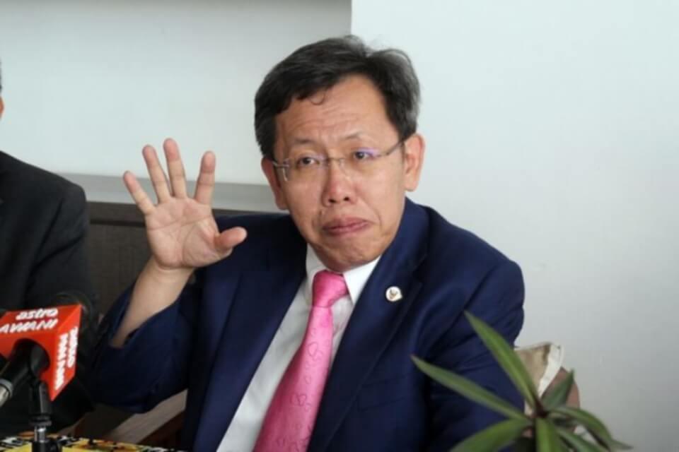 Fasa Kedua Vaksinasi Di Sarawak Akan Bermula April 19
