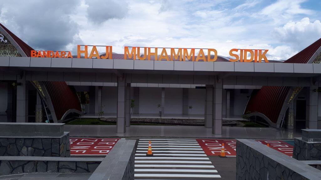 Lapangan Terbang Baharu Haji Muhammad Sidik Kini Dibuka Di Kalimantan Tengah