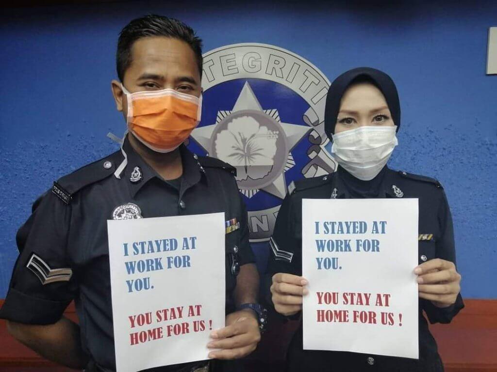 Hanya 10 Peratus Anggota Polis Sarawak Dibenarkan Ambil Cuti Hari Raya Tahun Ini