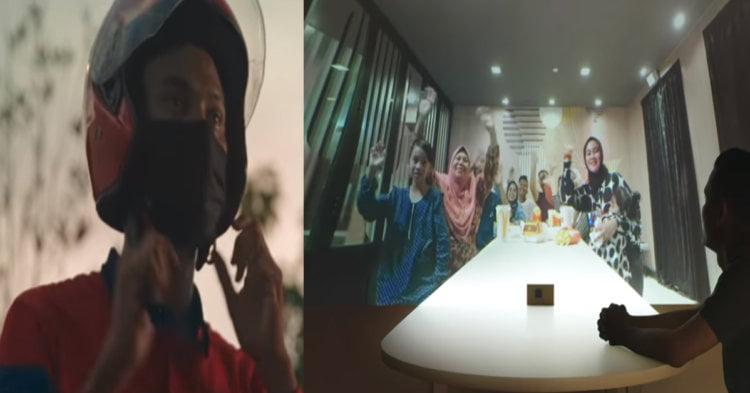 Iklan Tentang Warga Malaysia Di Singapura Sambut Ramadan Jauh Dari Keluarga Akan Membuat Anda Rasa Sayu