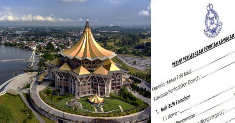 Warga Sarawak Masih Perlu Mendapatkan Kebenaran Polis Dan JPBNS Untuk Kembali Ke Negeri