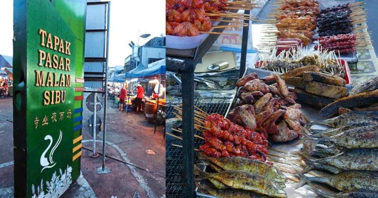 Pasar Malam Sibu Akan Dibuka Semula Mulai 22 April, Hanya Untuk Perkhidmatan Penting Sahaja