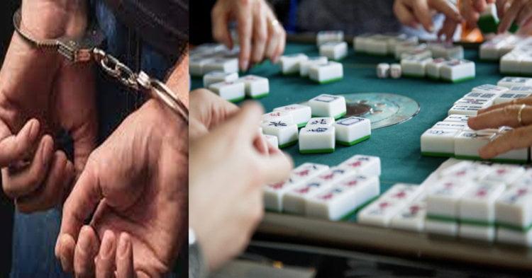 Akibat Bermain Mahjung, 11 Individu Dikenakan Kompaun Sehingga RM 22K Di Sibu