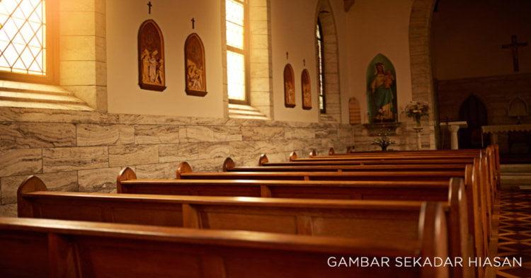 Kes Indeks Kluster Belacon Di Lahad Datu Dipercayai Dijangkiti Dari Orang Lain Ketika Di Gereja