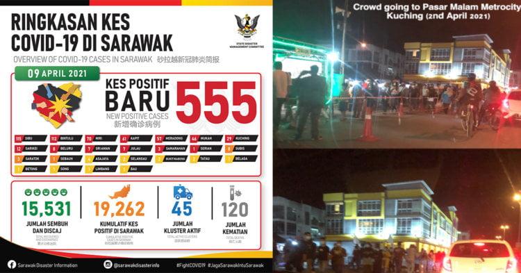 Lelaki Ini Jelaskan 12 Sebab Mengapa Kes Sarawak Kini Tertinggi Di Malaysia