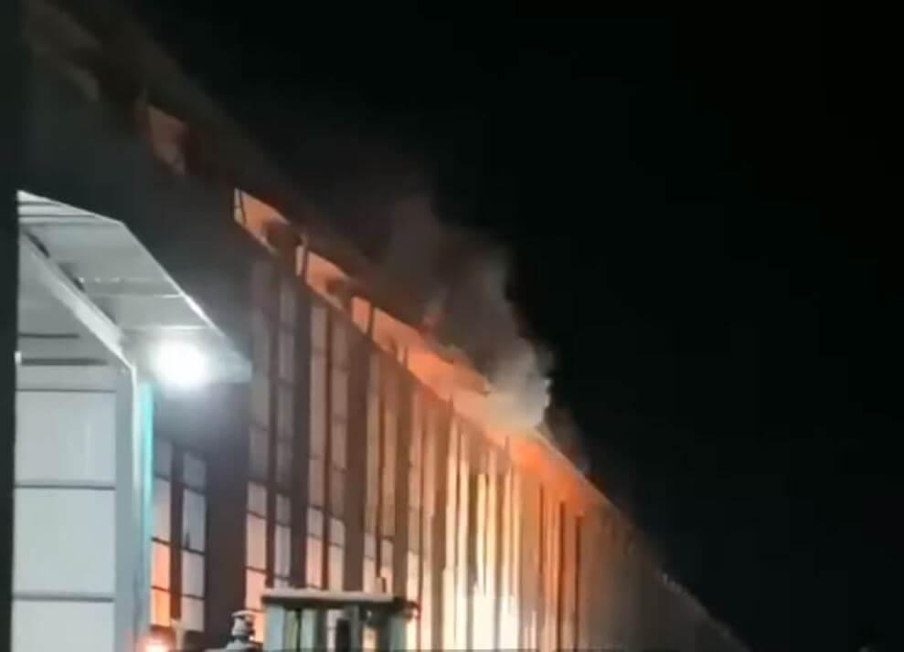 Kebakaran Kilang Subsidiari Press Metal Di Bintulu, Tiada Kemalangan Jiwa Dilaporkan