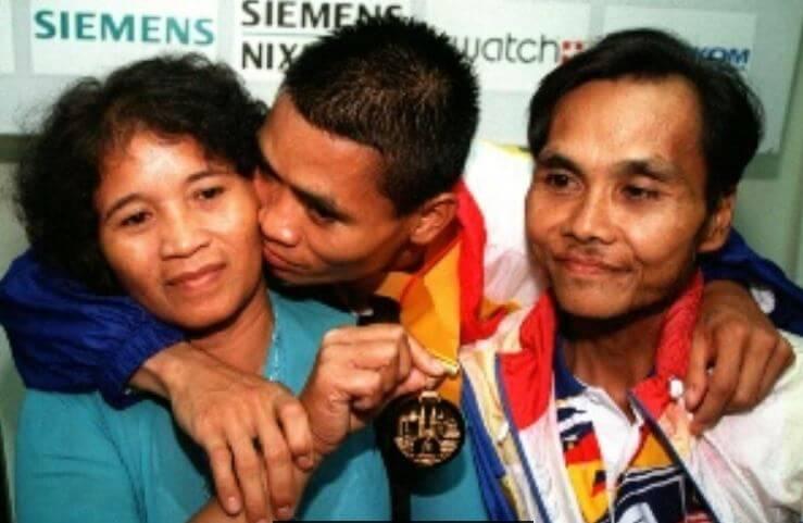 Ini Kisah Sapok Biki, Lelaki Sarawak Yang Menggemparkan Peninju Dunia Pada Sukan Komanwel 98